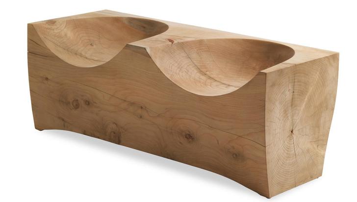 Хорошо сидим: 15 дизайнерских скамеек для дачи (фото 13)