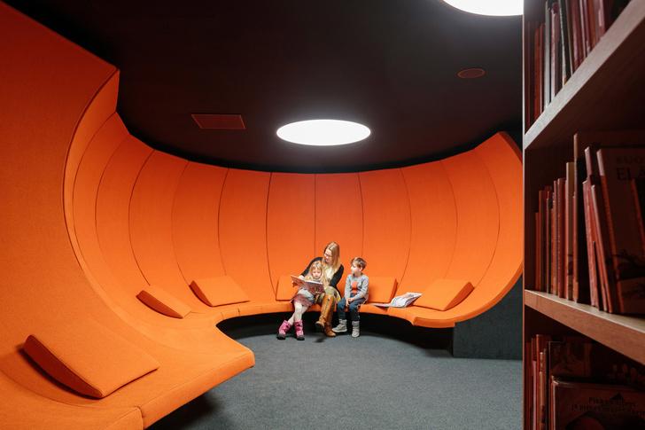 Книжный рай: библиотека в Хельсинки (фото 11)