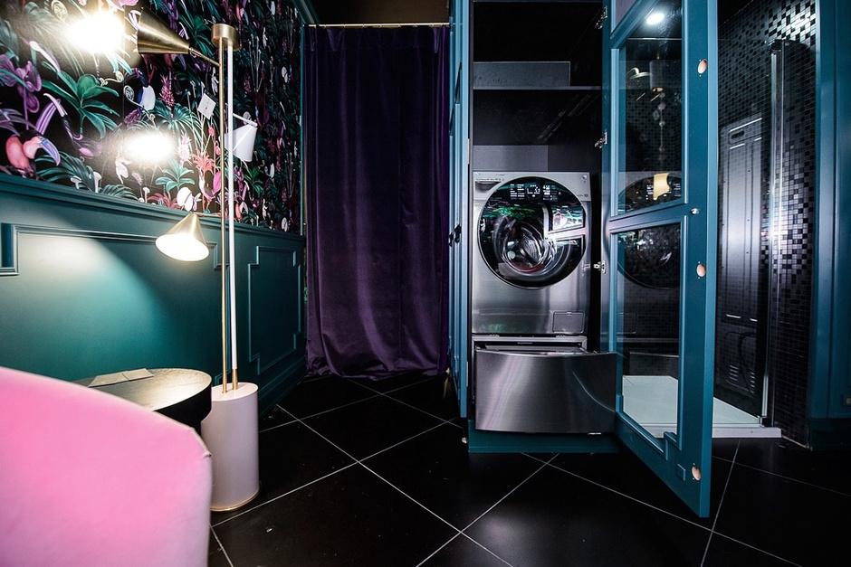 Стильные помощники LG для ванной комнаты (фото 4)