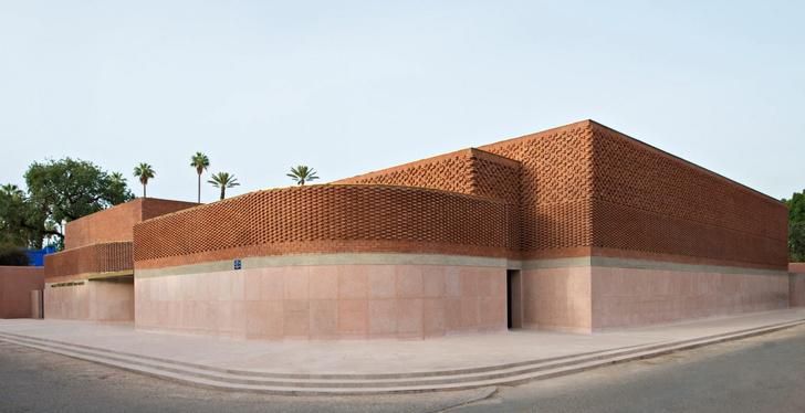 Музей Ива Сен Лорана открылся в Марракеше фото [4]