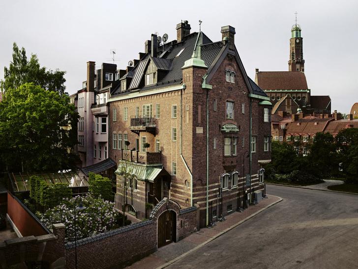 Уютный бутик-отель Ett Hem в Стокгольме (фото 0)