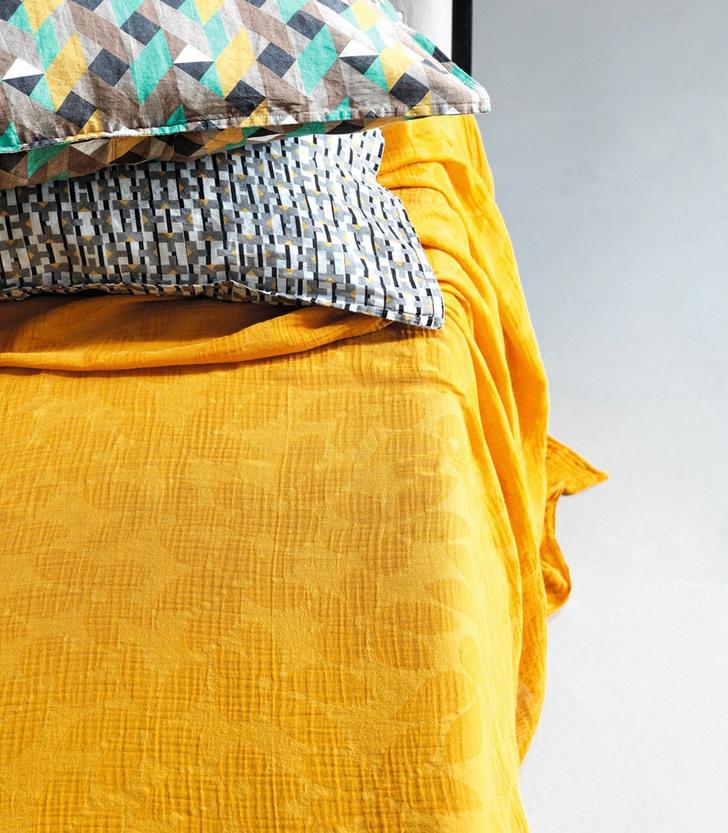 Дом солнца: желтый цвет в интерьере фото [12]