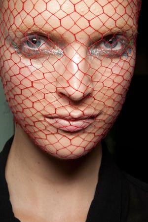 Показ Giambattista Valli коллекции сезона Осень-зима 2012-2013 года Haute couture - www.elle.ru - Подиум - фото 403630