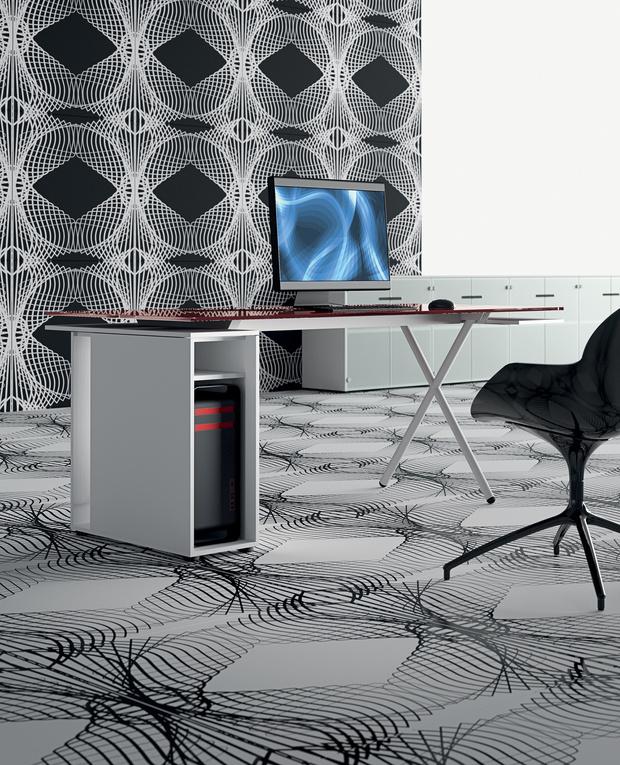 Офисная мебель по дизайну Карима Рашида (фото 9)