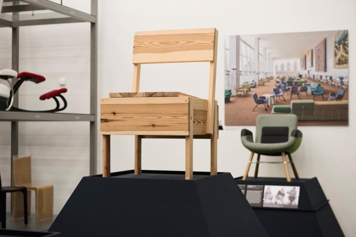 Выставка «Стулья власти» в Музее дизайна Vitra (фото 2)