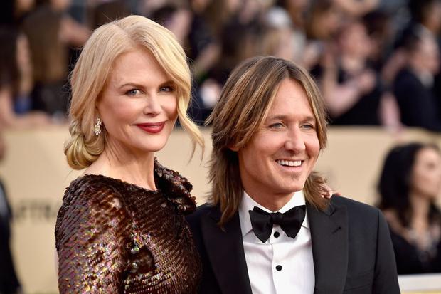 СМИ: Николь Кидман и Кит Урбан на грани развода (фото 1)