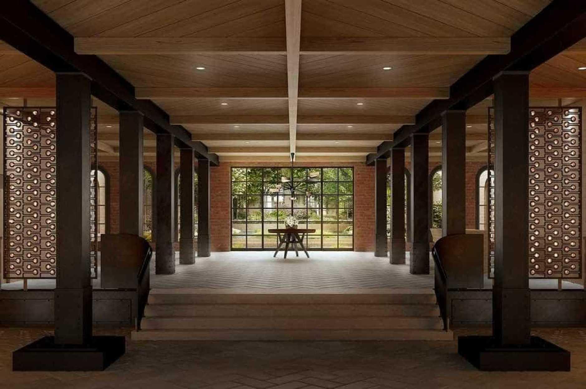 В гостях у звезды: новый пентхаус Джастина Тимберлейка в Нью-Йорке (галерея 4, фото 1)