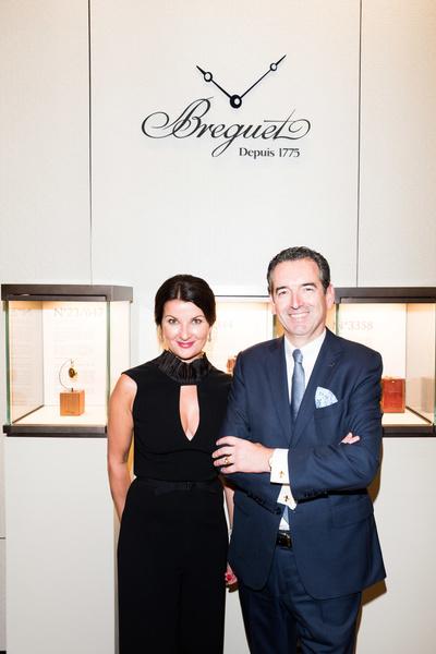 В ГУМе открылся новый бутик Breguet (галерея 3, фото 0)