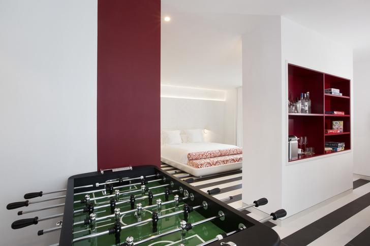 Только для взрослых: новый отель Марселя Вандерса на Майорке (фото 11)