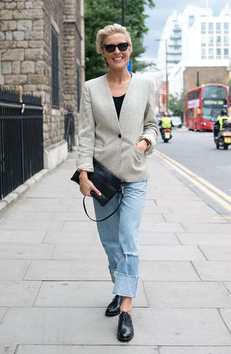 Back to 90s: 5 способов носить mom-джинсы (фото 24)