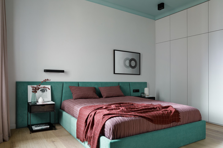 Минимализм в теплых тонах: квартира 115 м² в Санкт-Петербурге (фото 8)