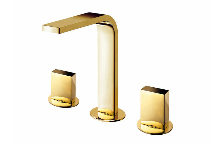 Топ-10: ванная комната в золотом цвете (фото 9)