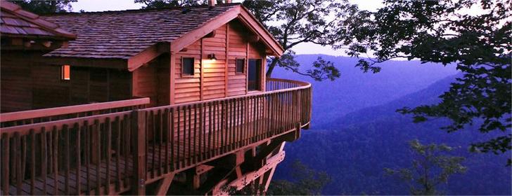 Экотренд: отели на деревьях (фото 28)