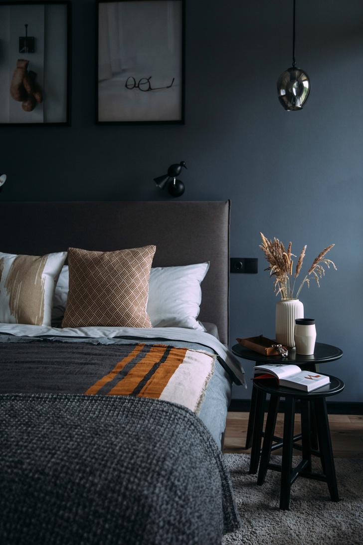 Квартира 38 м² для молодого заказчика: проект студии «1+1» (фото 4)