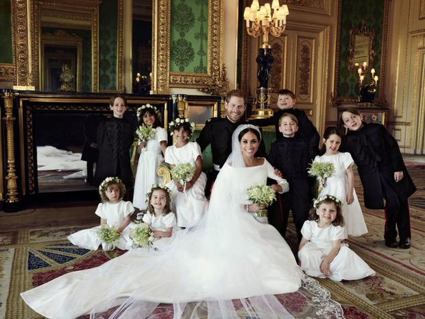 Меган Маркл нарушила молчание и рассказала в деталях о своей королевской свадьбе (фото 1)