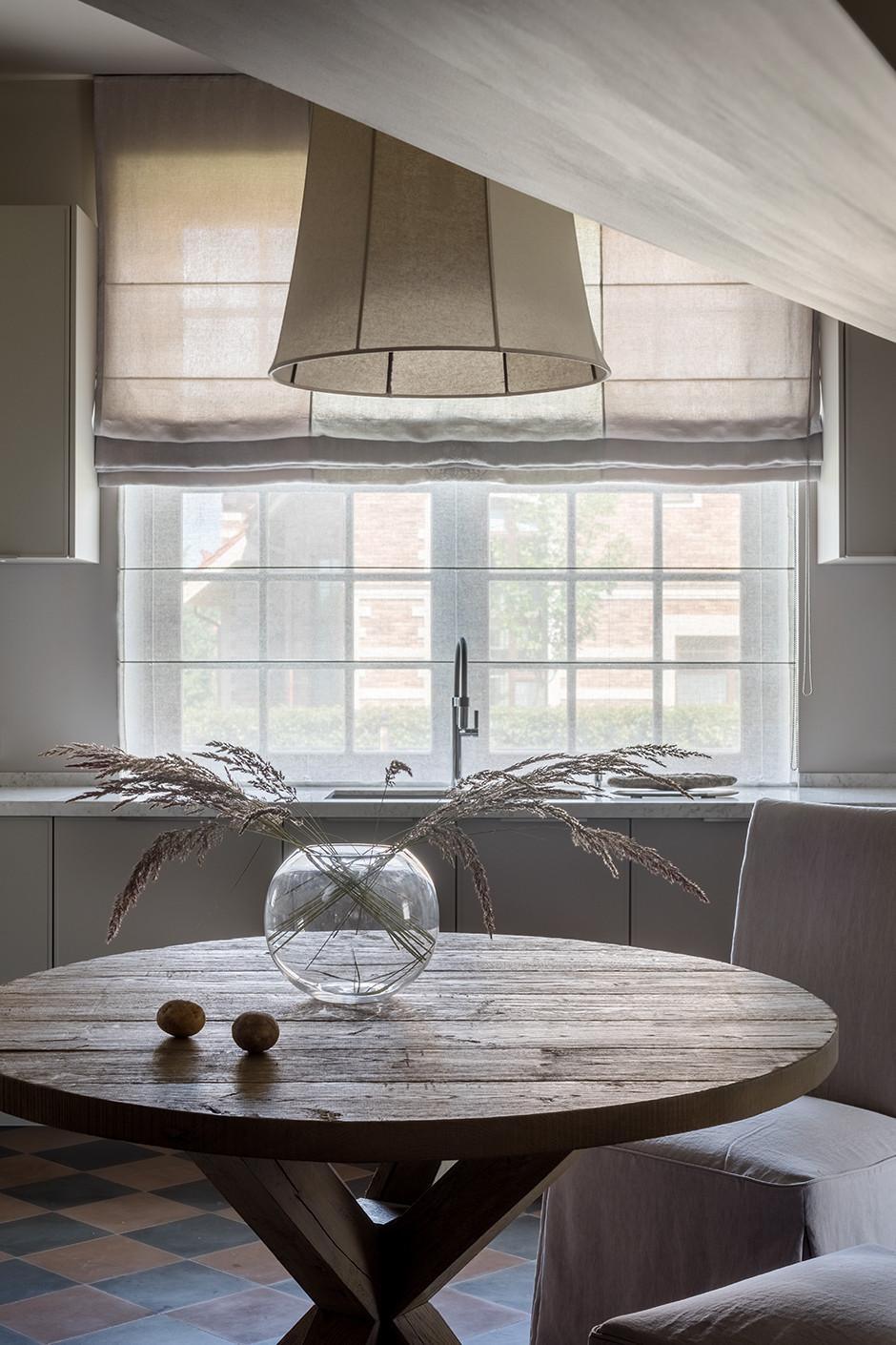 Кухни на даче: 25 интерьеров (галерея 0, фото 2)
