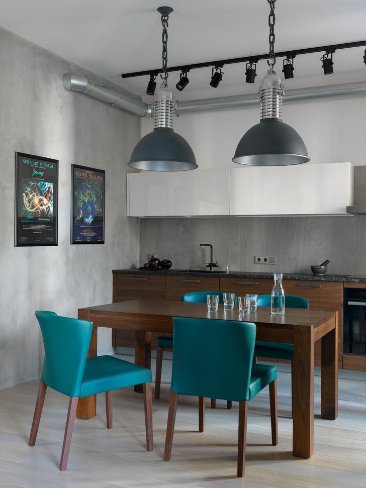 Немецкая точность: квартира 120 м² для семьи из трех человек (фото 7)