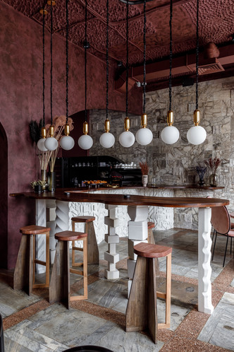 «Хлеб Да Винчи'К»: ресторан с дизайнерским интерьером в Краснодаре (фото 17.2)