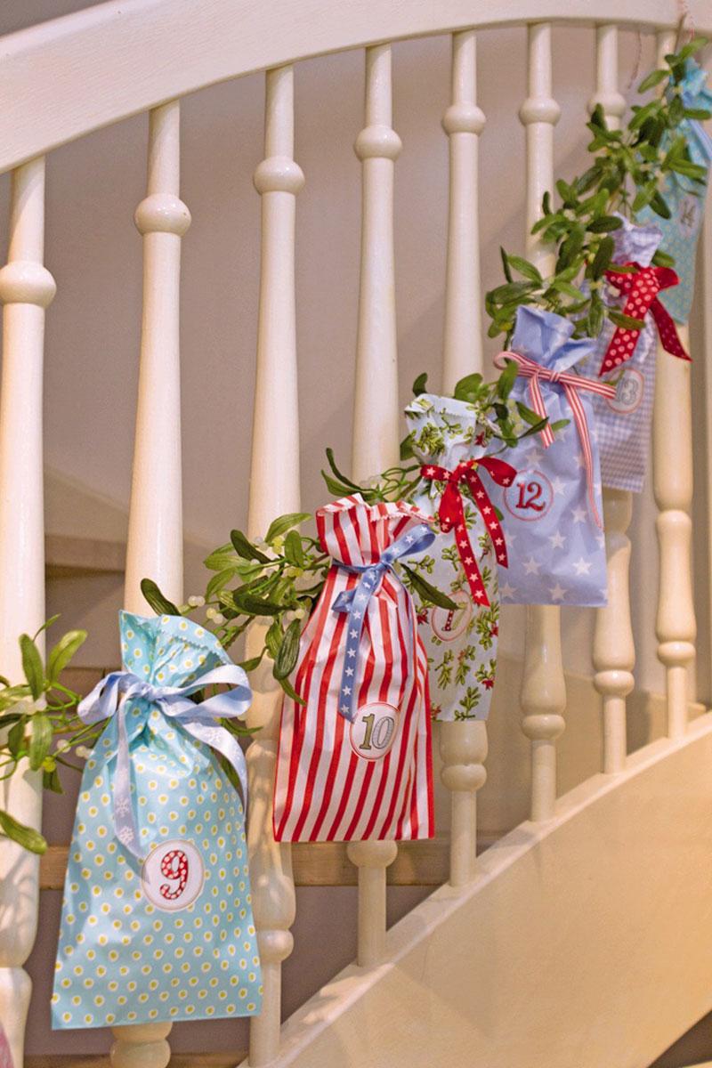 Новогодний декор дома своими руками фото 786
