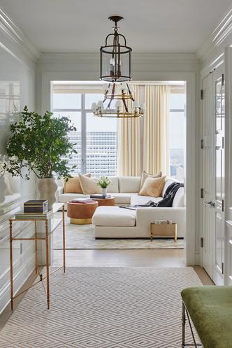 Воздушный интерьер квартиры в Нью-Йорке (фото 3.2)