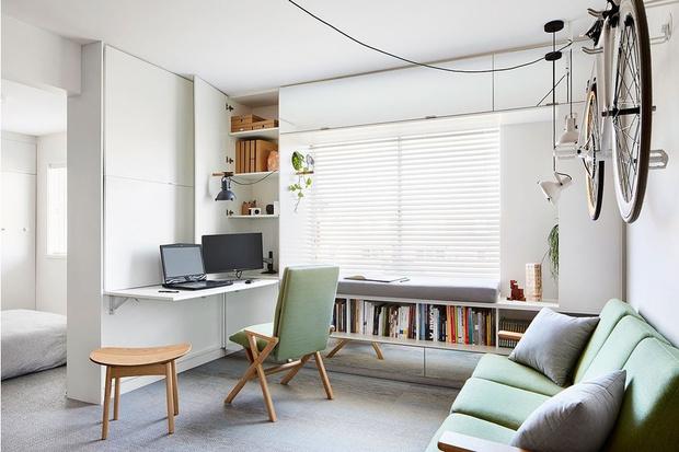Работаем дома: где обустроить рабочее место (фото 0)