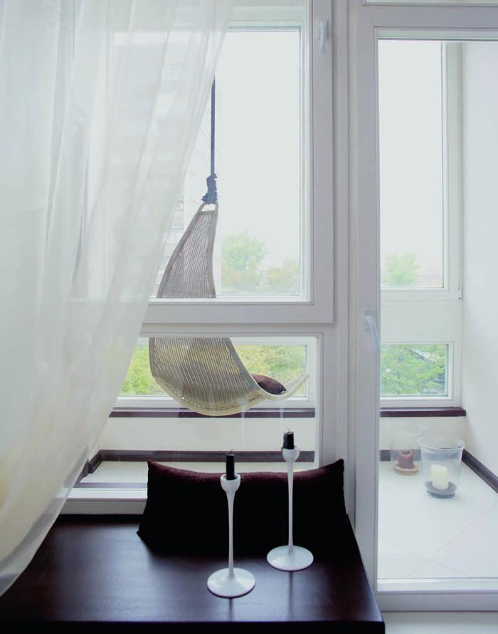 Интерьер однокомнатной квартиры студии фото [5]