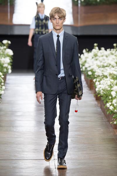 Неделя мужской моды в Париже: лучшие показы | галерея [6] фото [23]