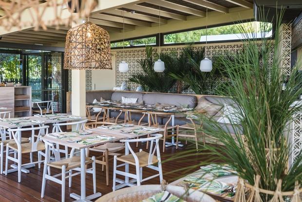 Светлый ресторан в Лиссабоне (фото 2)