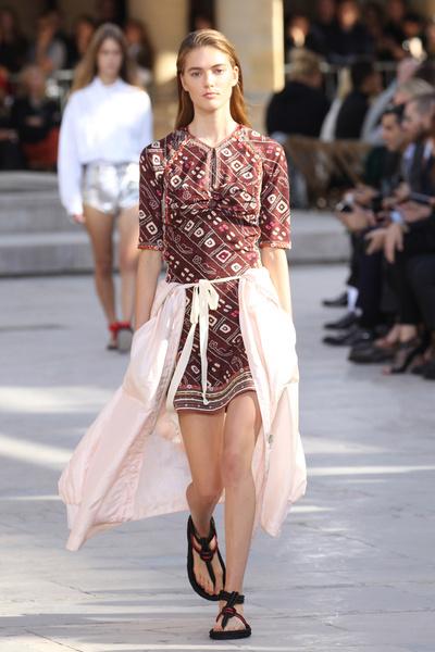 Неделя моды в Париже: день четвертый | галерея [2] фото [7]
