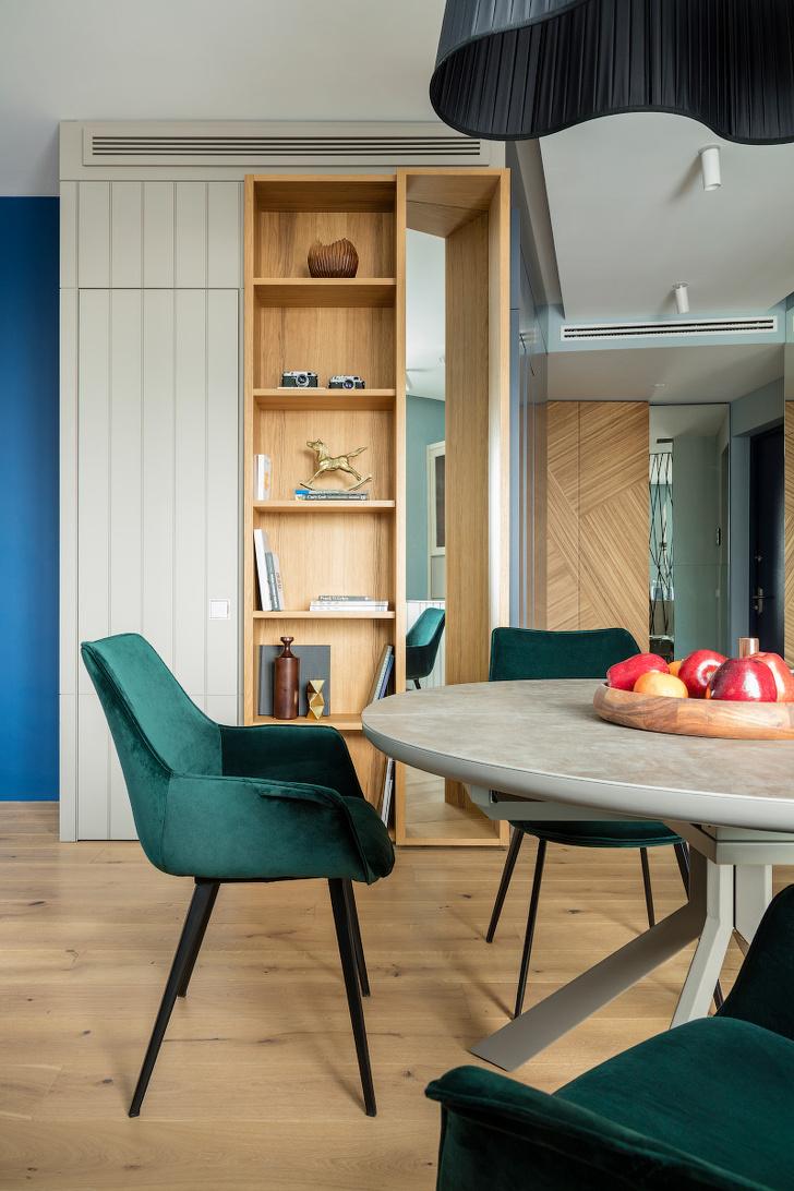 Квартира 110 м²: проект Максима Кашина (фото 5)