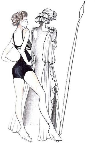 """Кьяра Ферраньи: """"Красив тот, кто любит себя и транслирует это всем окружающим"""" фото [2]"""