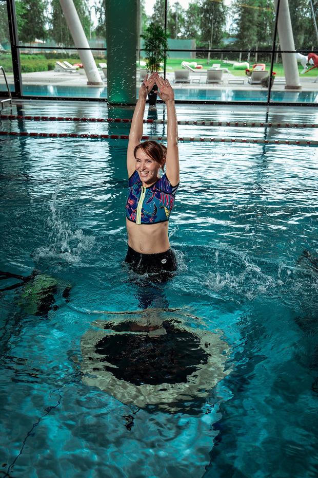 Как в воде похудеть в два раза быстрее? (фото 5)