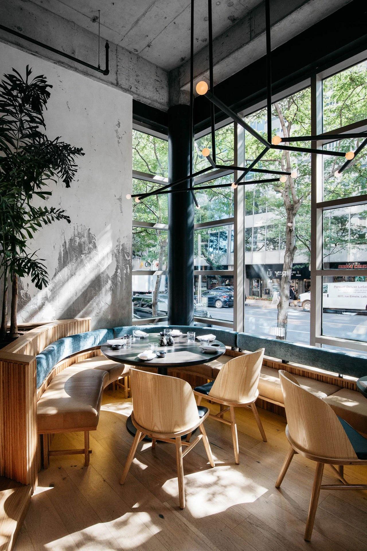 Стильный суши-бар в Монреале (галерея 5, фото 0)