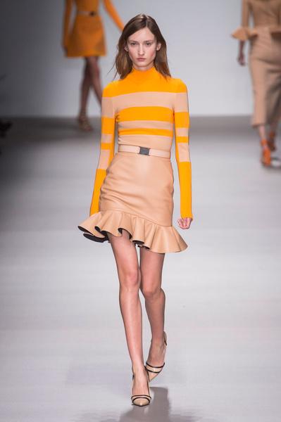 Неделя моды в Лондоне: 22 февраля | галерея [1] фото [6]