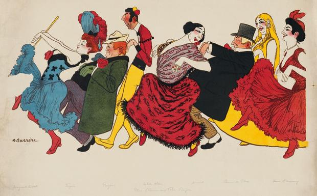 «Афишемания»: выставка французской рекламы в ГМИИ им. Пушкина (фото 7)