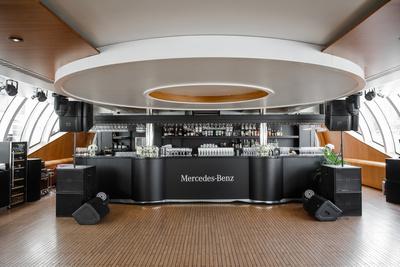 В московском отеле появился номер «Maybach Люкса» от Mercedes-Benz (галерея 2, фото 3)