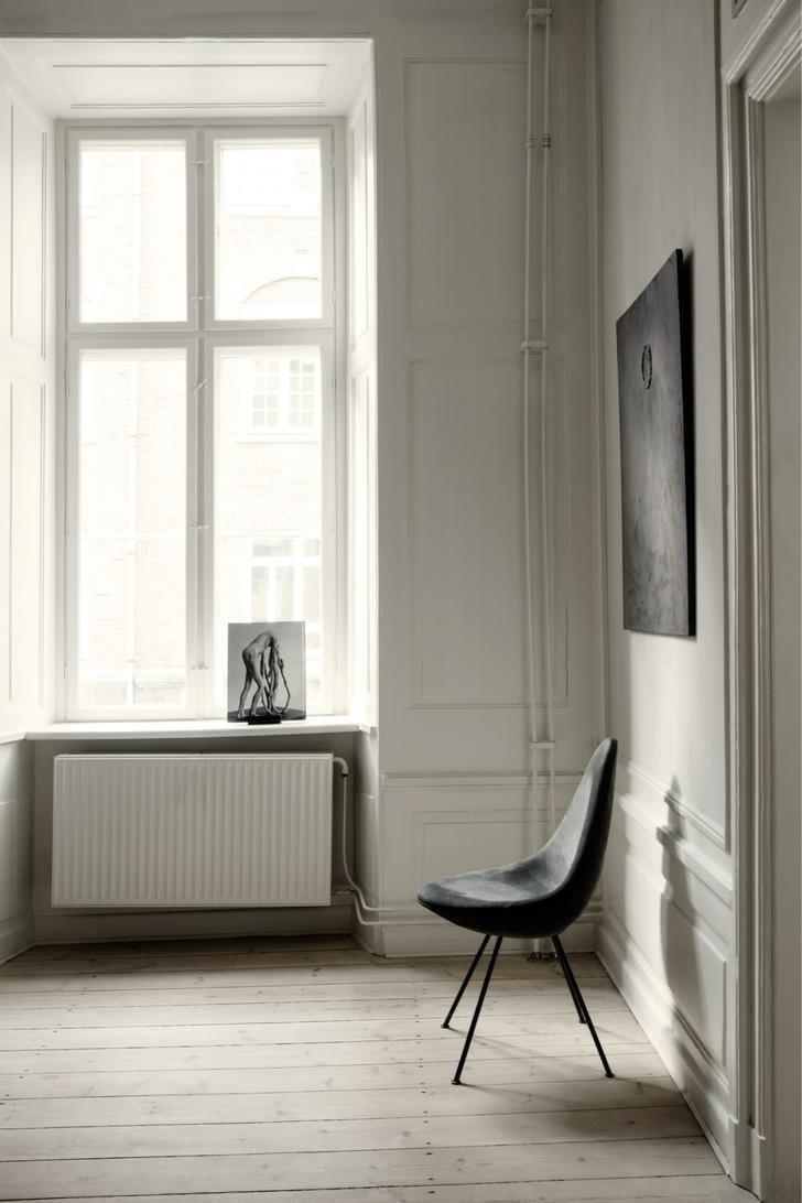 Туманное будущее: квартира в Копенгагене (фото 5)