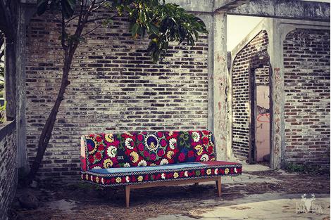 Винтажная мебель BirBor появилась в Москве | галерея [1] фото [3]