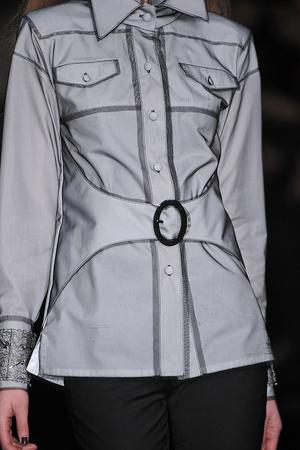 Показ Karl Lagerfeld коллекции сезона Осень-зима 2009-2010 года prêt-à-porter - www.elle.ru - Подиум - фото 99113