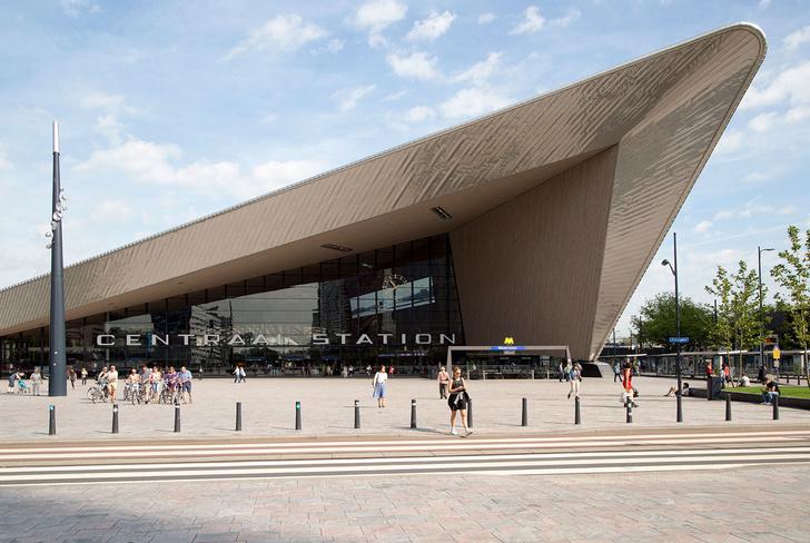 Архитектурный гид: Роттердам (фото 23)