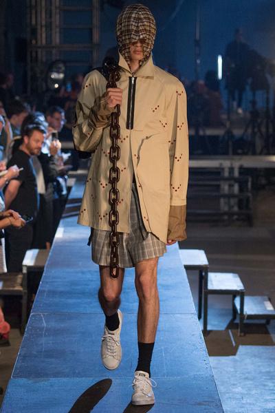 Неделя мужской моды в Париже: лучшие показы | галерея [2] фото [17]