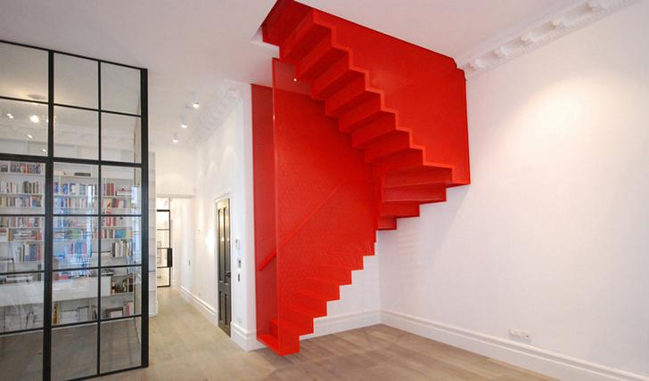 Топ-10: самые необычные дизайнерские лестницы фото [34]