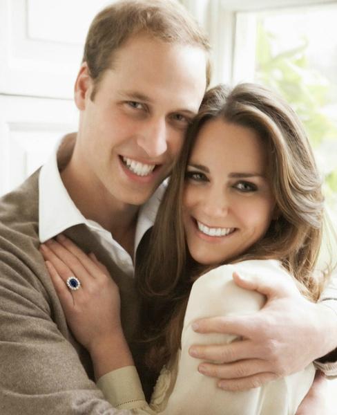 История любви Кейт Миддлтон и принца Уильяма в фотографиях | галерея [2] фото [1]