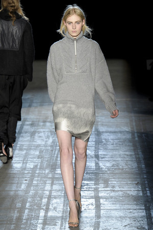 Показы мод Alexander Wang Осень-зима 2011-2012 | Подиум на ELLE - Подиум - фото 2404