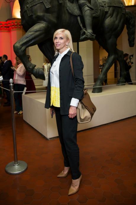 Светская Москва на выставке Льва Бакста