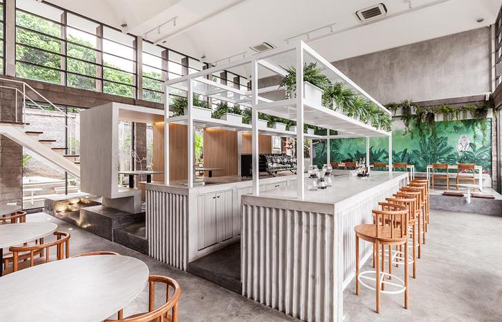 Лаундж-кафе Full Circle на Бали (фото 7)