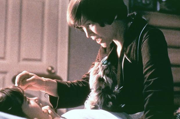 Эллен Берстин и Линда Блэр, «Изгоняющий дьявола»