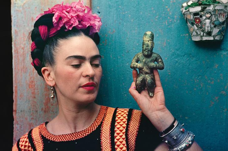 Двойственная жизнь Фриды Кало: выставка в Лондоне (фото 1)
