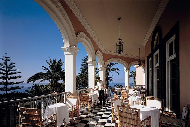 Reid's Palace, остров Мадейра