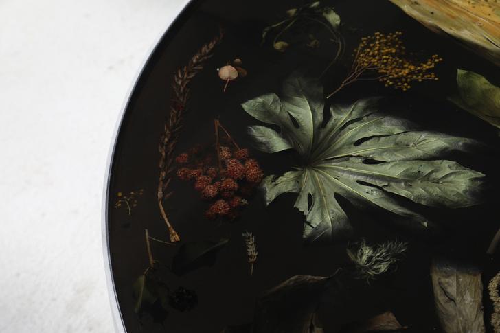 Вышло дополнение к коллекции Flora Noir Марсин Русак